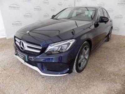 usata Mercedes C220 Classe C (W/S205)d Automatic Premium