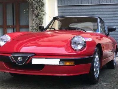 usata Alfa Romeo 2000 Spidercarburatori