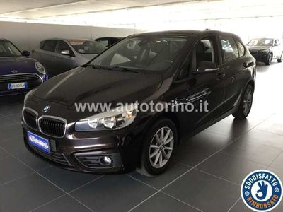 usata BMW 216 SERIE 2 ACTIVE TOURER d act.tourer Advantage my15