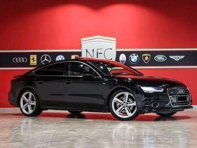 usata Audi A7 SPB 3.0 TDI 320CV quattro tiptronic B