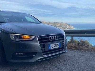 usata Audi A3 Sportback 1.6 TDI 110 Advanced S tronic 7
