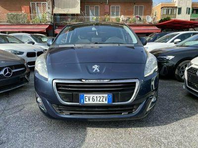 usata Peugeot 5008 1.6 HDi 115CV Business-sensori+navi- 12 mesi di ga