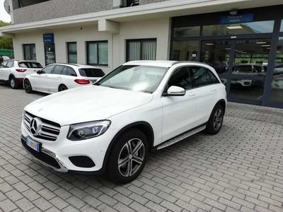 usado Mercedes GLC220 d Sport 4matic auto rif. 11489863