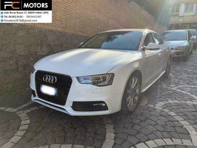 usata Audi A5 SPB 2.0 TDI quattro S Line
