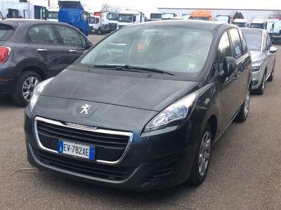 usata Peugeot 5008 1.6 HDi 115CV Access