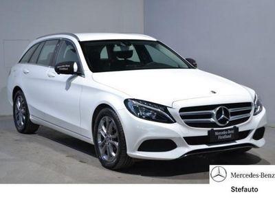 usado Mercedes C220 d S.W. Auto Sport