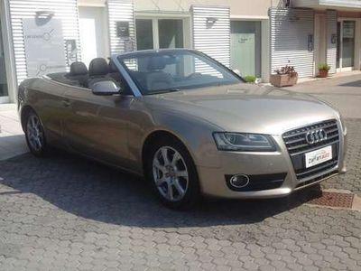 usata Audi A5 Cabriolet 2.0 TDI-2 Prop.-Distr.+Service tutti