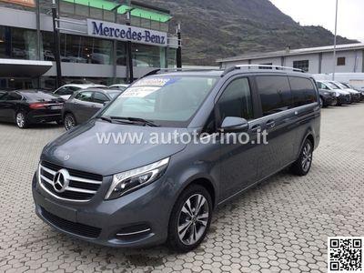 używany Mercedes V250 - BENZ VAN CLASSE V Classed AUTOMATIC Premium ExtraLong