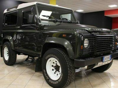 usata Land Rover Defender 90 2.4 td4 station wagon a/c gancio tagliandi land