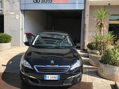 used Peugeot 308 SW Business BlueHDi 120cv EAT6 S&S aut.