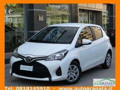 usata Toyota Yaris 1.4 D-4D 90CV ACTIVE 5P