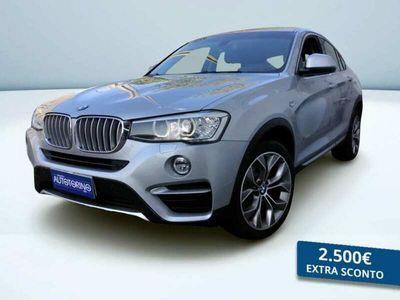 usata BMW X4 X4xdrive20d xLine auto