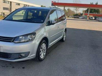 usata VW Touran 1.4 16V TSI 150CV Highline Ecofuel