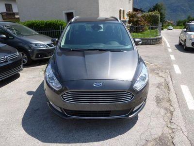 käytetty Ford Galaxy TITANIUM 2.0 TDCI 150 cv 7 Posti Aut