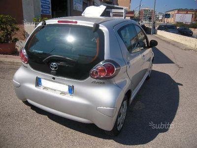 usata Toyota Aygo 1000 benz. '09