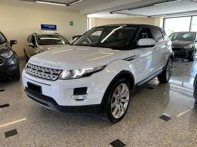 brugt Land Rover Range Rover evoque 2.2 SD4 5p. Presti