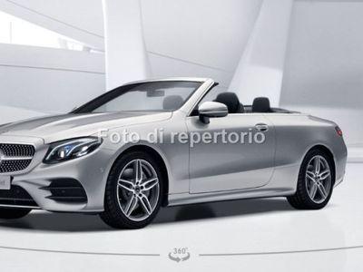 używany Mercedes E350 CLASSE E CABRIOBusiness Sport