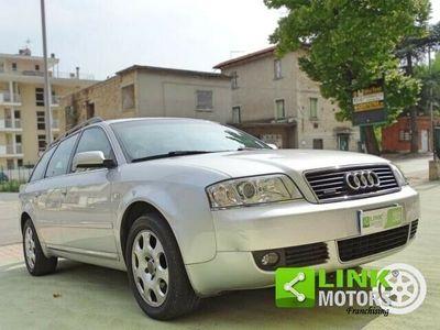 usata Audi A6 A62.5 V6 TDI 180CV Avant quattro