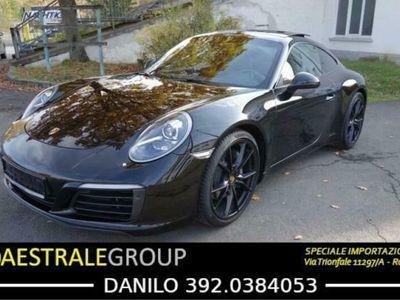 usata Porsche 911 Carrera 991 3.0 Coupé PDK/CHRONO/TETTO/BOSE