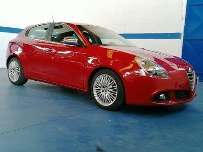 usata Alfa Romeo Giulietta 1.6 JTDM2 105CV DISTINTIVE KM 102426-2014