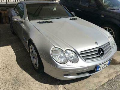 usata Mercedes SL500 Elegance