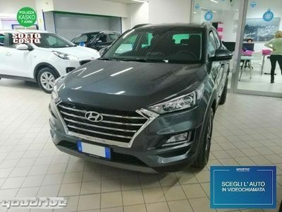 usata Hyundai Tucson 1.6 GDI XAdvanced