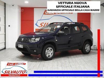 used Dacia Duster Access 4X2 1.6 SCe 115cv S&S my'18-