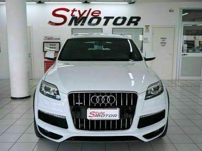 usata Audi Q7 3.0 V6 TDI 245 CV tiptronic quattro edition