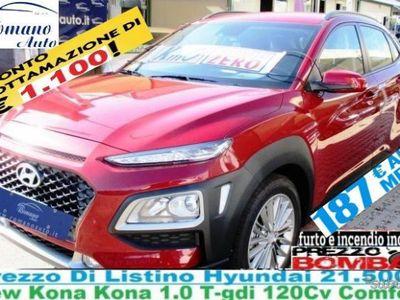 usata Hyundai Kona Kona1.0 T-gdi 120Cv Comfort#Garanzia