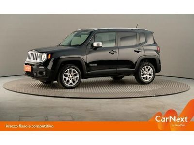 usata Jeep Renegade 2.0 Mjet 140cv Limited 4wd Automatica