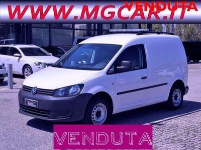 brugt VW Caddy 2.0 ECOFUEL-METANO 4 PORTE-KM 64.000-TEL-G. TRAINO