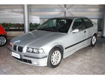 usata BMW 318 Compact 318tds turbodiesel cat Compact tds turbodiesel cat