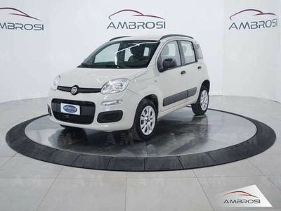 usata Fiat Panda 0.9 TwinAir Turbo Natural Power Pop del 2013 usata a Corciano