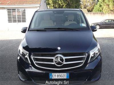 usata Mercedes V250 CDI BlueTEC Automatic Sport Extralong