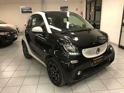 usata Smart ForTwo Coupé Fortwo90 0.9 Turbo twinamic Passion