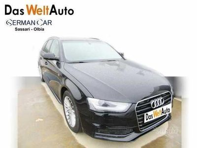 usata Audi A4 5ª serie Avant 2.0 TDI 190 CV S tronic Business