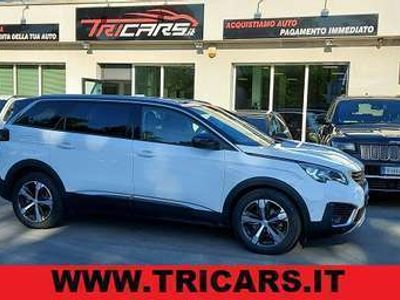 usata Peugeot 5008 BlueHDi 120 EAT6 S ALLURE PERMUTE UNICOPROPR.