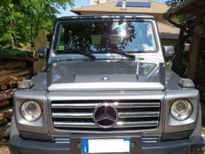 usata Mercedes G350 CDI cat S.W. Lunga