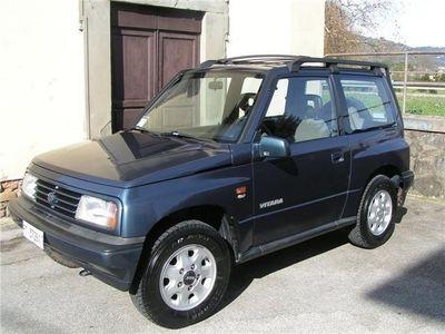 usata Suzuki Vitara 1.6i Cat Jlx P.pack Benz.+metano A.s.i. Usato