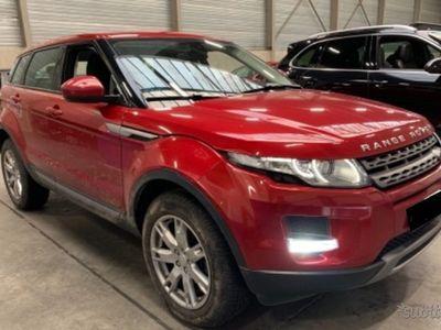 """gebraucht Land Rover Range Rover evoque 2.2 TD4 5p. Pure Tech Pack 18""""+XENON+NAVI"""