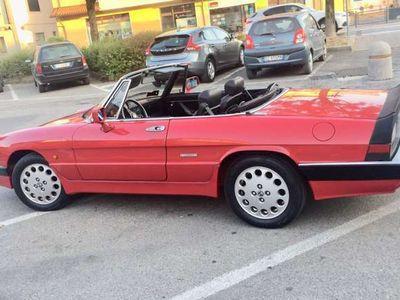 usata Alfa Romeo 2000 Spider America