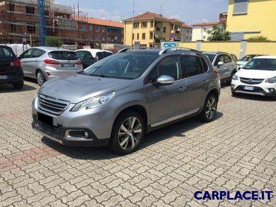 gebraucht Peugeot 2008 1.6 e-HDi 115 CV Stop&Start Allure