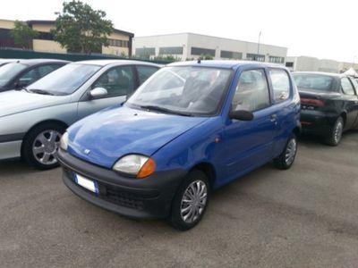 second-hand Fiat Seicento usata 1999