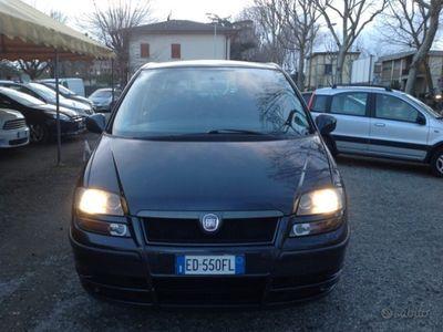 usata Fiat Ulysse 2.0 MJT 120 CV Black