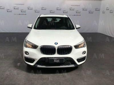 used BMW X1 sDrive18d Advantage del 2016 usata a Narni