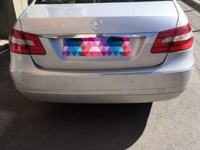usata Mercedes E200 w212 136 cv
