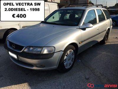 usata Opel Vectra Station Wagon 1.6i 16V cat Class usato