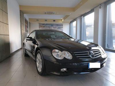 usado Mercedes SL500 cat radar system Full