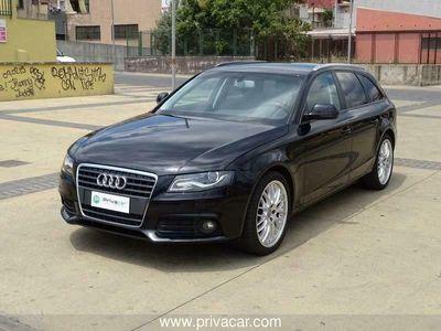usata Audi A4 IV AVANT 2.0 TDI 143 cv