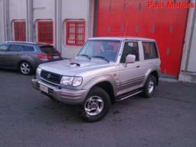 usata Hyundai Galloper TDI Corto Max usato